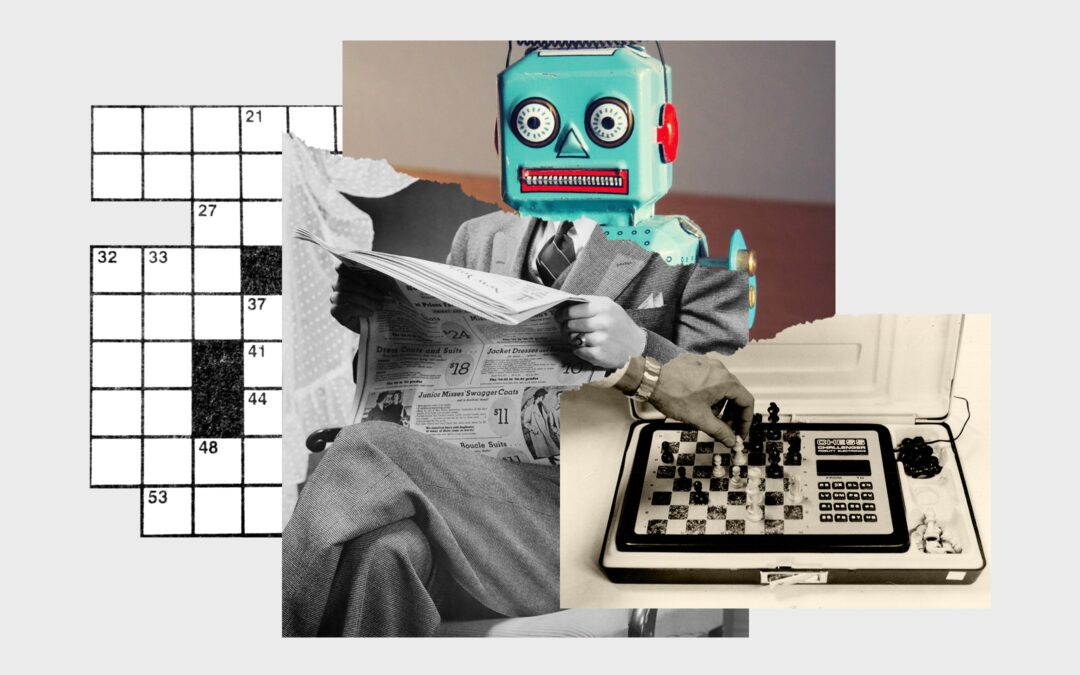 What a Crossword AI Reveals About Humans' Way With Words