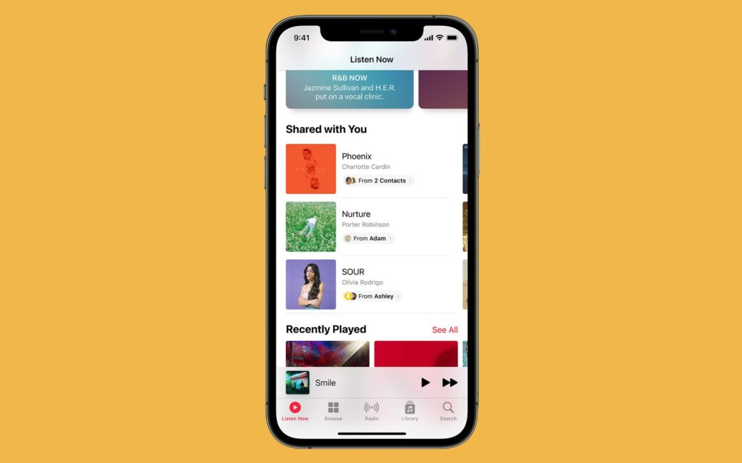 Apple's iOS 15 Is Here—These Are All the Top New Features